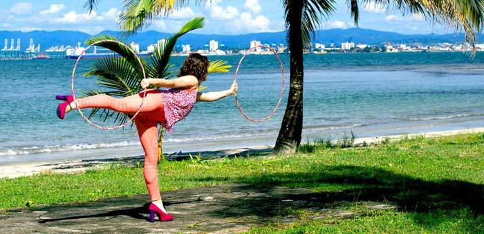 Hooping Balance
