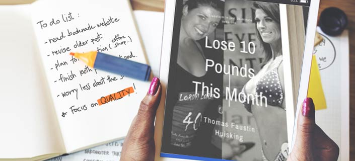 Thomas Huisking's Weight Loss Course: Lose 10 Pounds This Month