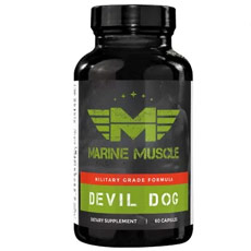 Marine Muscle Devil Dog