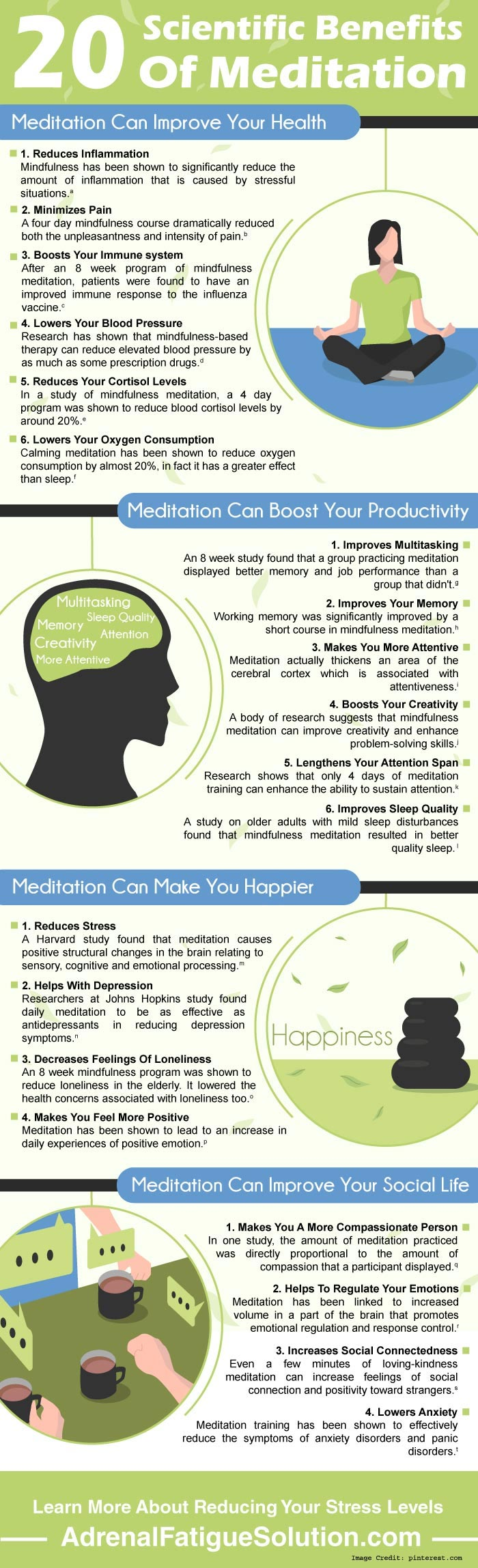 Meditate For Stress Relief Info