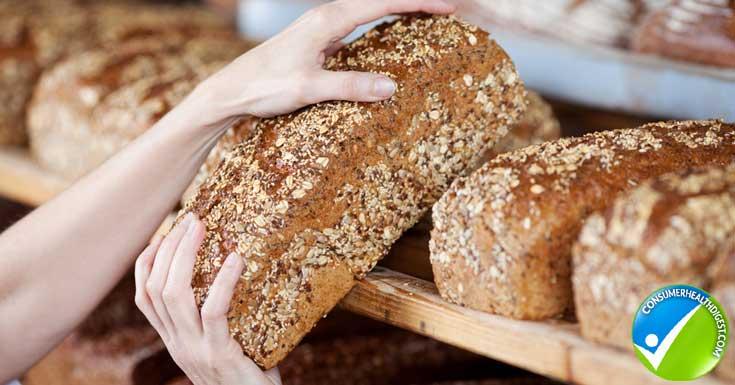 Mutigrain bread