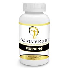 Prostate Relief- Morning
