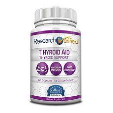 Research verified thyroid review updated 2018 does it really work manufacturer information and claims about the research verified thyroid publicscrutiny Image collections