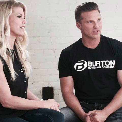 Steve Burton Interview