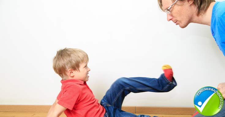Children Sense Your Stress