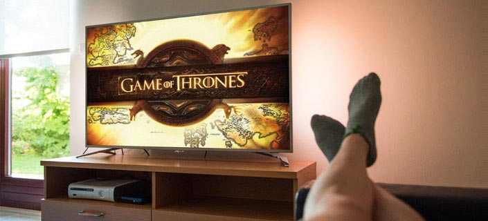 Binge-Watching Increases Risk Of Sleep Problems