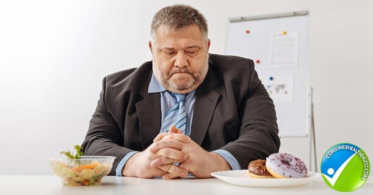 feeling of hunger