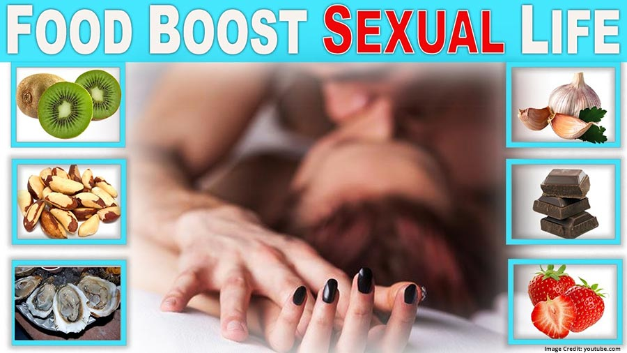 Food Boost* Sex Life Info