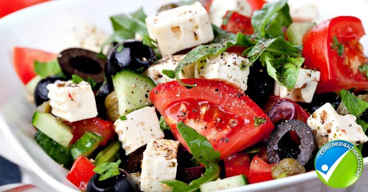 Mediterranean Diet Look