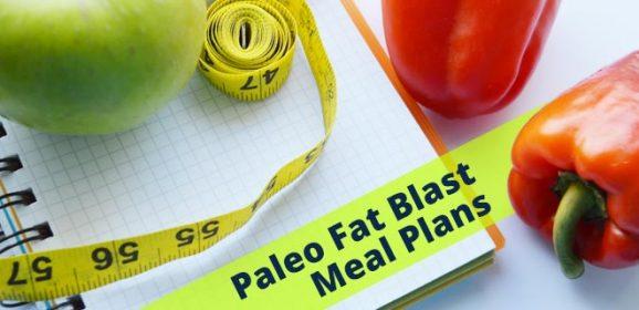 Fat Blast Meal Plans