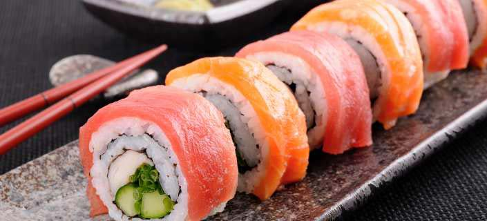 Reasons To Eat Sushi All Year