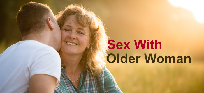 Sex With An Older Woman