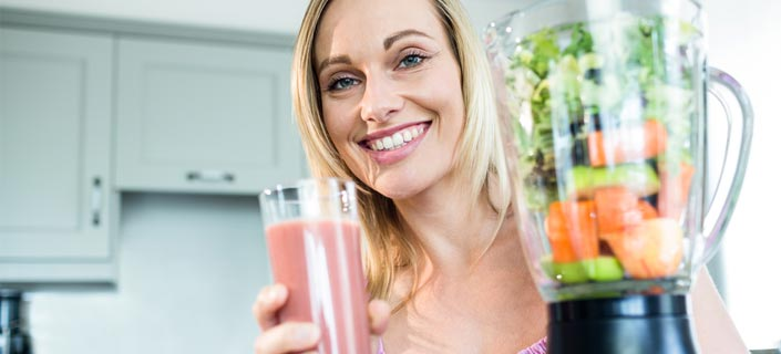 Recipes of Smoothies As Per The Purpose