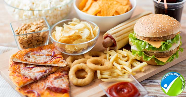 What Is a Typical Western Diet