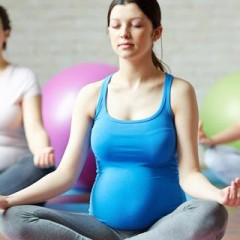 Yoga Lessons for Moms to Be