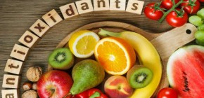 Antioxidants Rich Diet