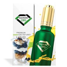Blueberry Parfait Diamond CBD Oil