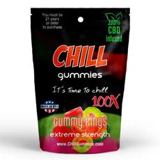 Chill Gummies CBD Gummy Rings