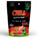 Chill Gummies CBD Mini Fruits Reviews