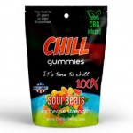 Chill Gummies CBD Sour Bears Reviews