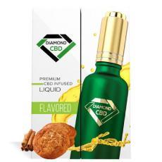 Cinnamon Sugar Cookie Diamond CBD Oil