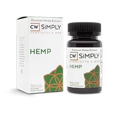 CW Simply Hemp Capsules
