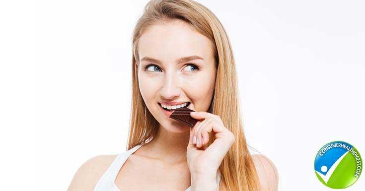 Dark Chocolate – Good for: Weight Loss