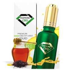 Diamond CBD Black Honey Tobacco Oil
