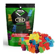 Diamond CBD Gummy Bears