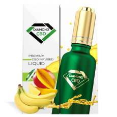 Diamond CBD Mango Banana Oil