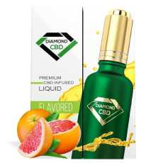 Diamond CBD Grapefruit Oil