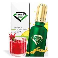 Diamond CBD Hibiscus Oil