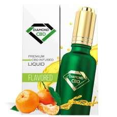 Diamond CBD Tangerine Oil