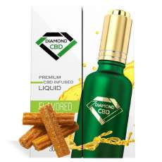 Diamond CBD Churro Oil