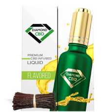 Diamond CBD Madagascar Vanilla Flavor Oil