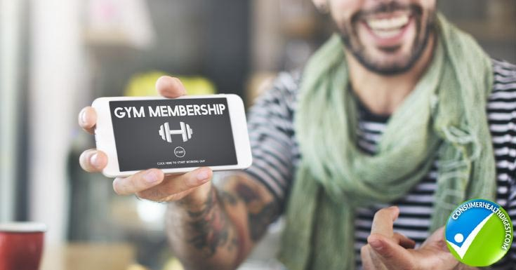 Giving Out Gym Memberships