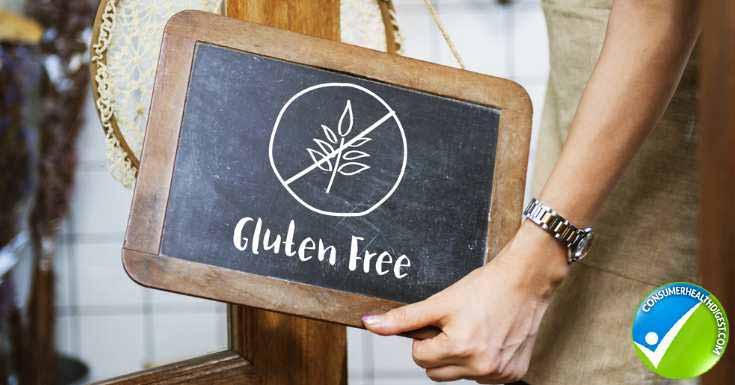 Gluten Free Is Healthy