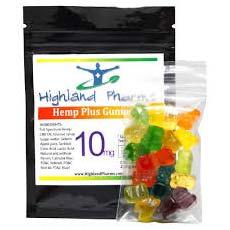Hemp Plus Gummies