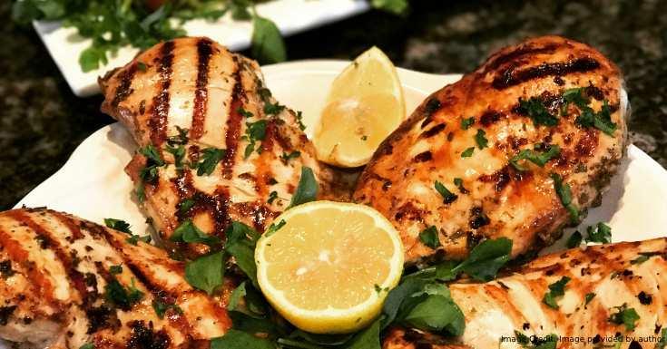 Herb Grilled Chicken