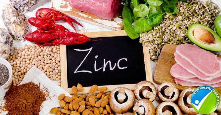 High Zinc Food