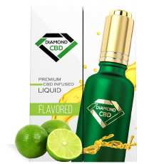 Lime Flavor Diamond CBD Oil