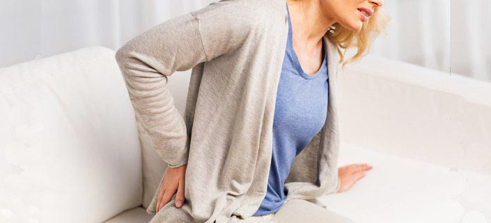 Lower Back Pain Before or During Period