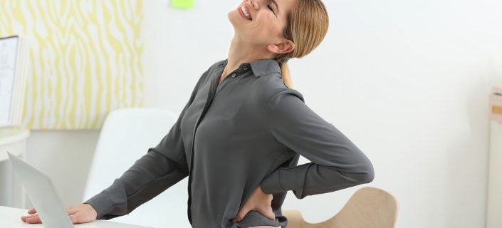 lower-back pain-in-women