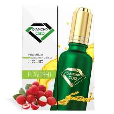 Lychee Flavor Diamond CBD Oil
