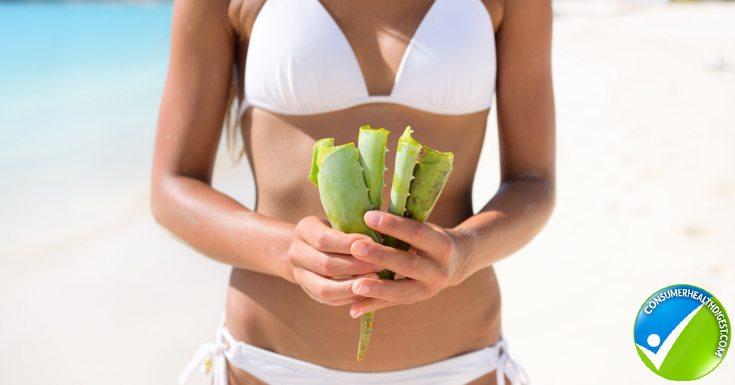 Natural Skin-Healing Aids