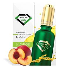 Nectarine Flavor Diamond CBD Oil