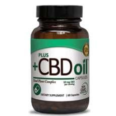 Plus CBD Oil Capsule