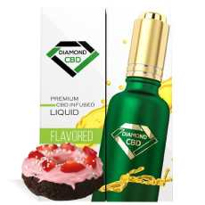 Strawberry Donut Diamond CBD Oil