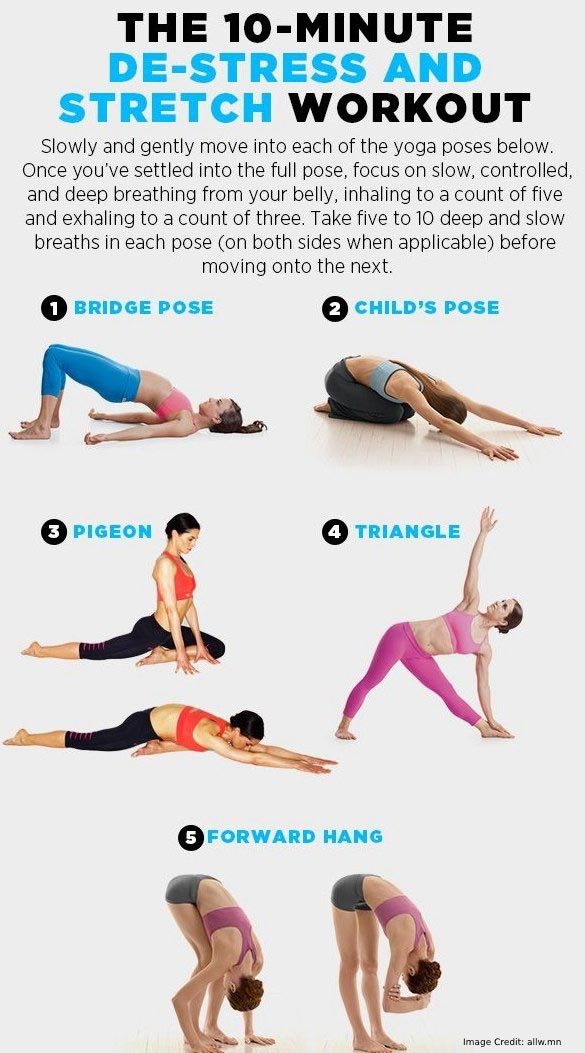 Stretching Fitness Info