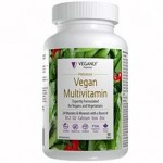 Veganly Vitamins Vegan Multivitamin Reviews